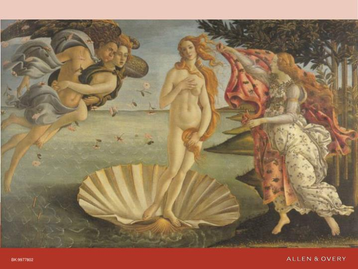 Venus in shell