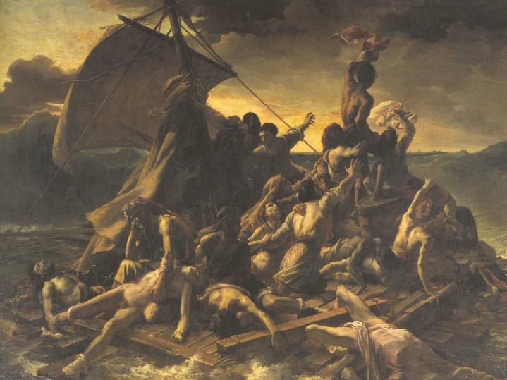 Wreck of Medusa