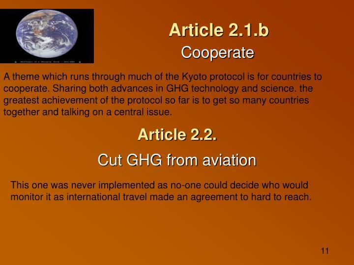 Article 2.1.b