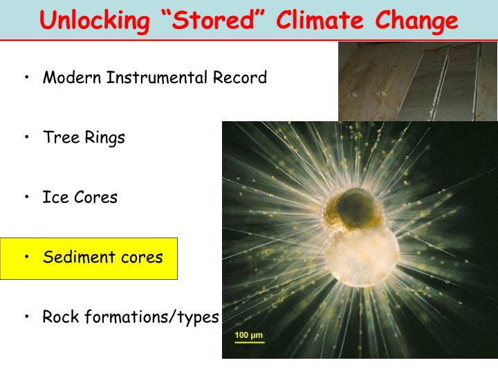 "Unlocking ""Stored"" Climate Change"