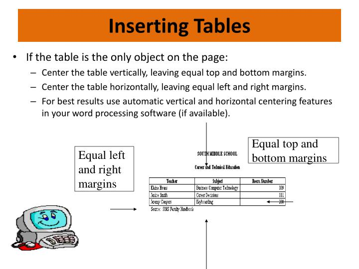 Equal top and bottom margins