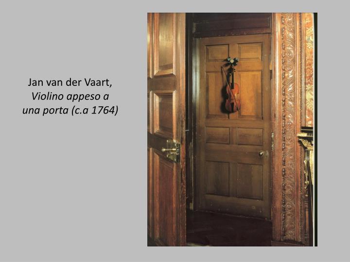 Jan van der Vaart,
