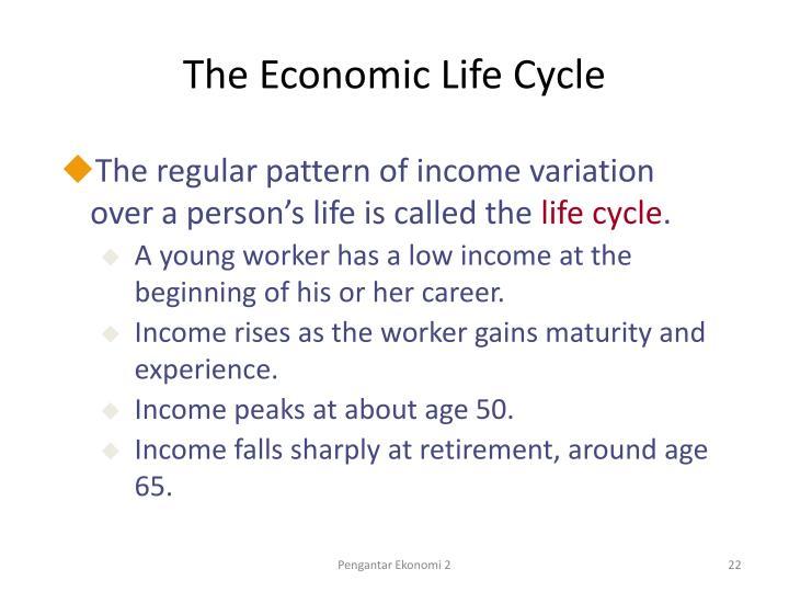 The Economic Life Cycle