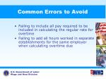 common errors to avoid2