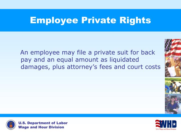 Employee Private Rights