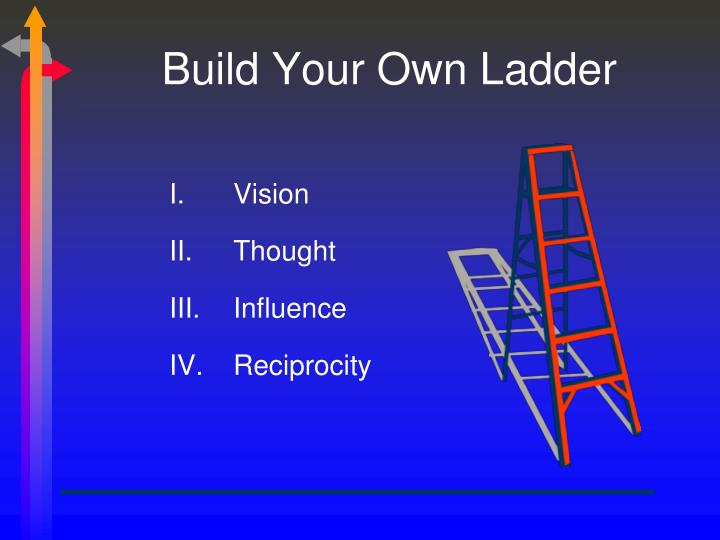 Build Your Own Ladder