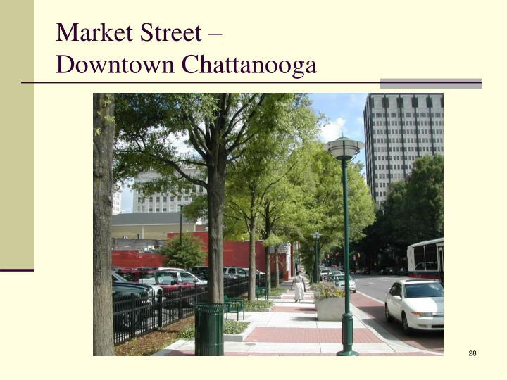 Market Street –