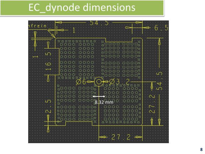 EC_dynode