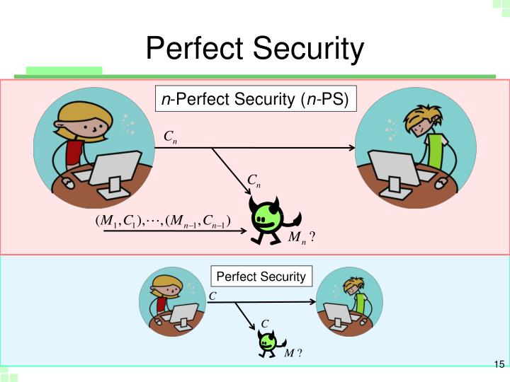 Perfect Security