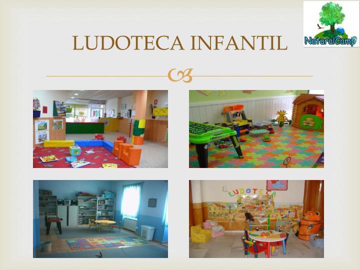 LUDOTECA INFANTIL
