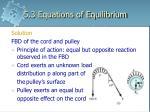 5 3 equations of equilibrium15