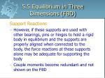 5 5 equilibrium in three dimensions fbd3