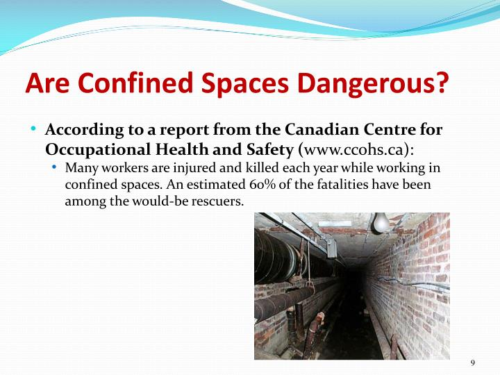 Are Confined Spaces Dangerous?