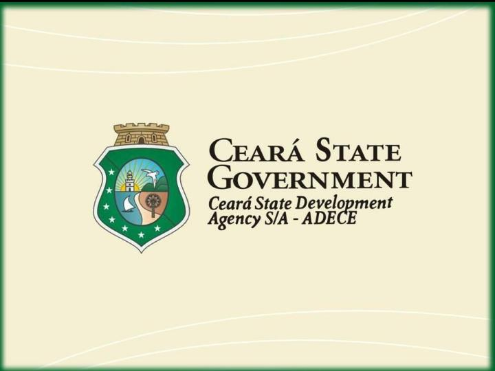 Adece s mission execute the economic development policies of cear state