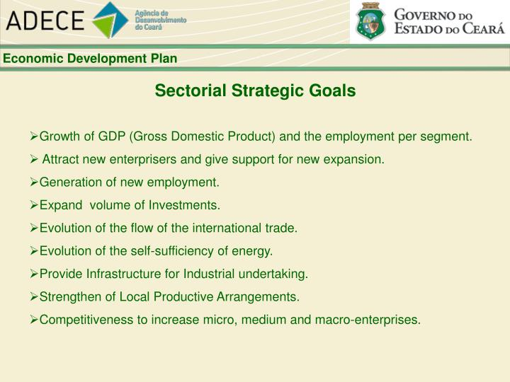 Economic Development Plan
