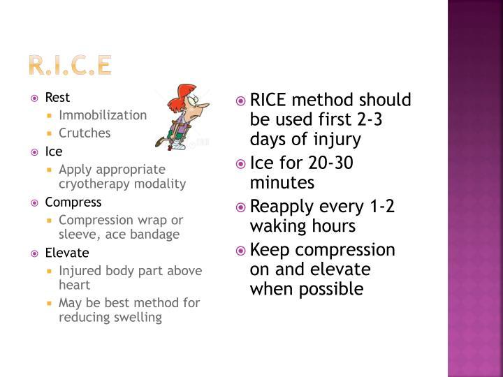 R.I.C.E