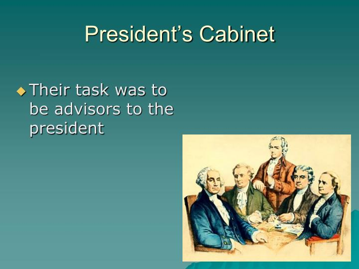 President's Cabinet