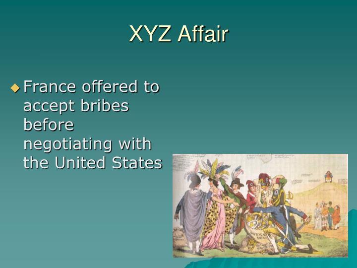 XYZ Affair