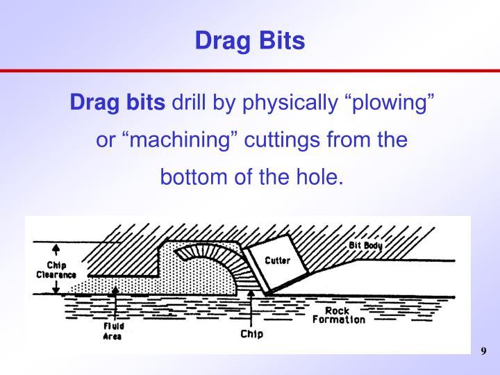 Drag Bits