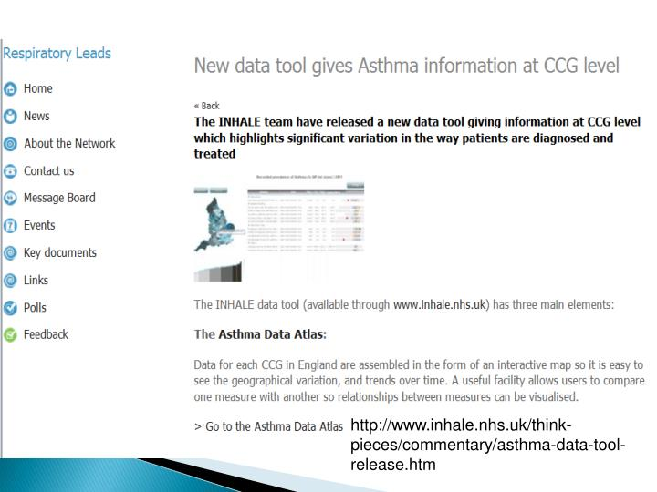 http://www.inhale.nhs.uk/think-pieces/commentary/asthma-data-tool-release.htm