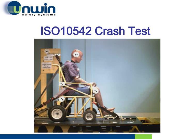 ISO10542 Crash Test