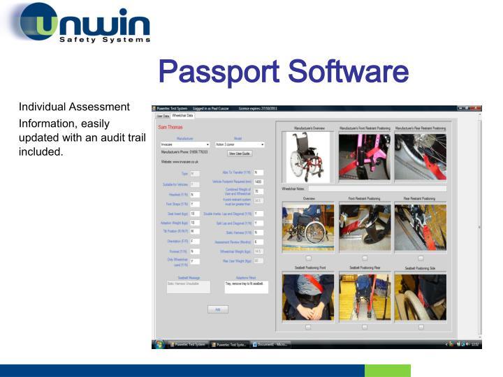 Passport Software
