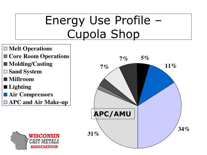 Energy Use Profile –