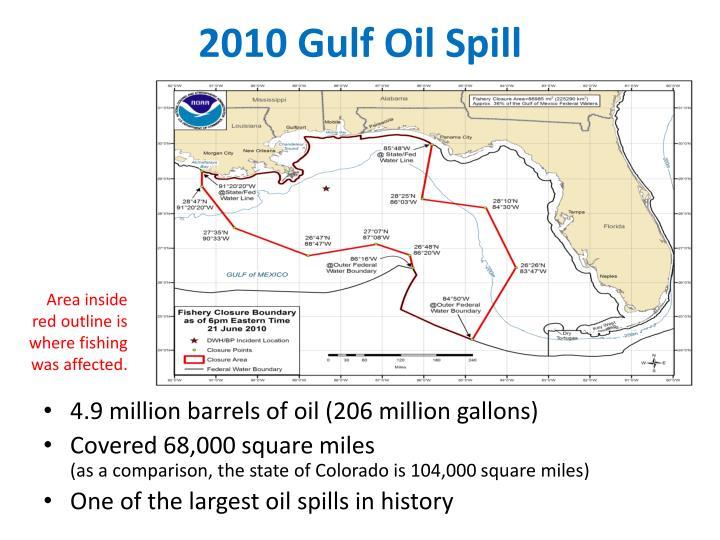 2010 Gulf Oil Spill