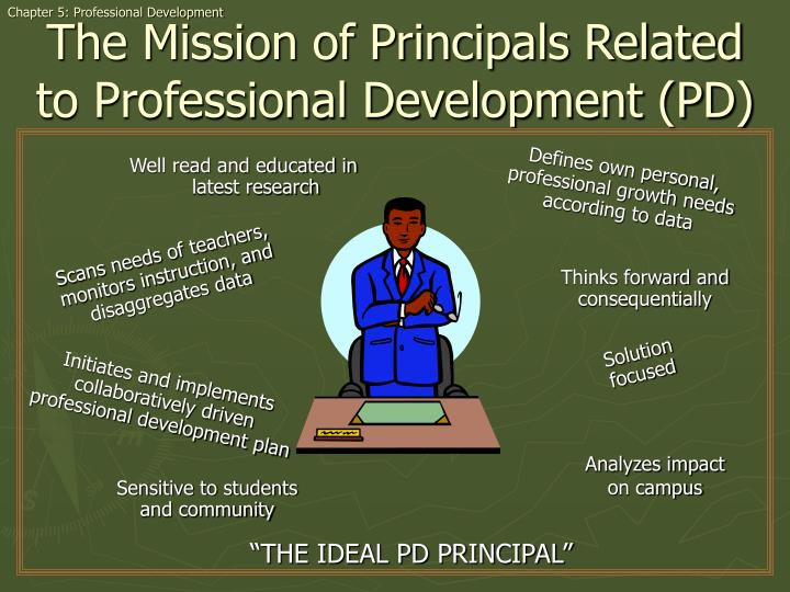 Chapter 5: Professional Development
