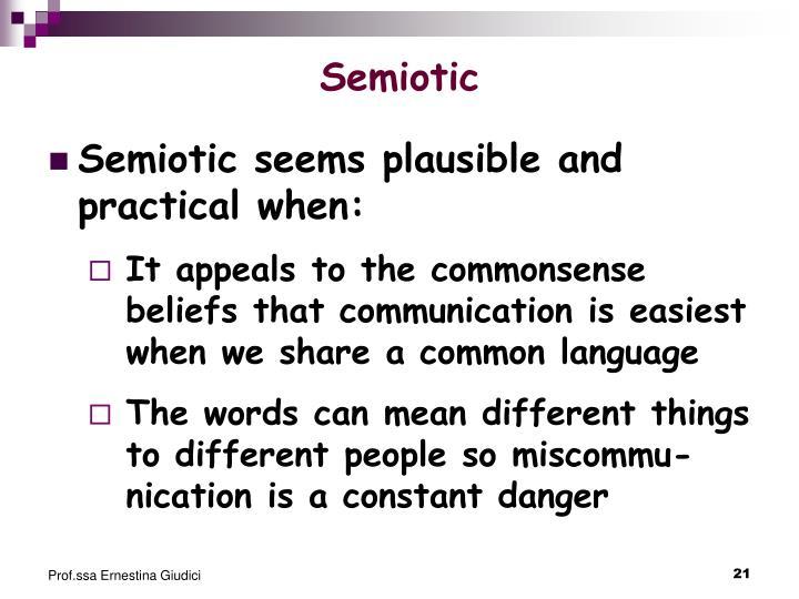 Semiotic