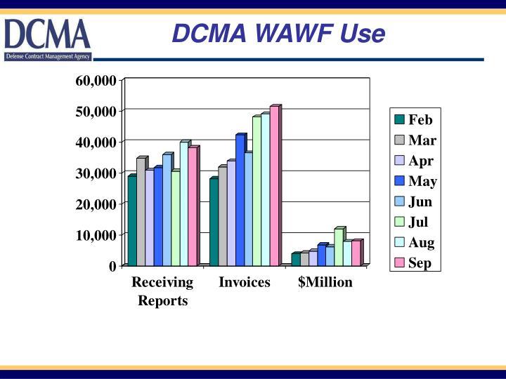DCMA WAWF Use