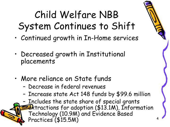 Child Welfare NBB