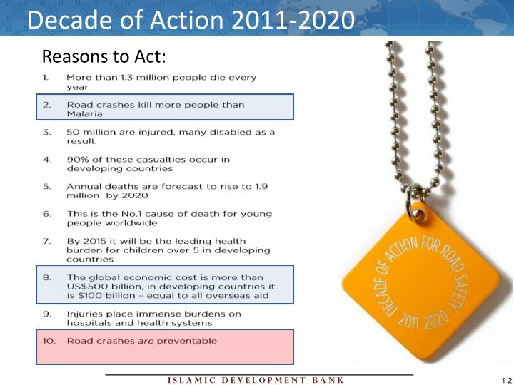 Decade of Action 2011-2020