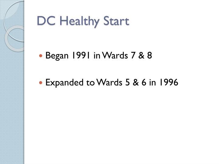 DC Healthy Start