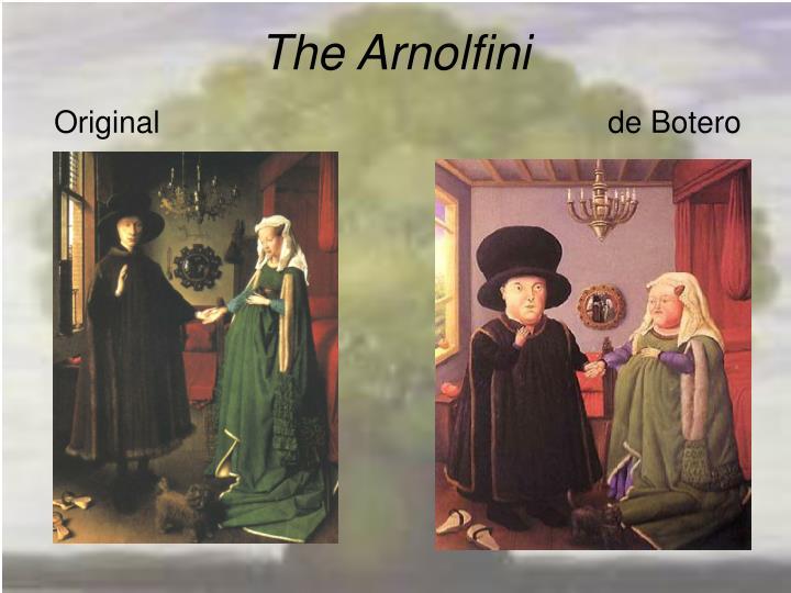 The Arnolfini