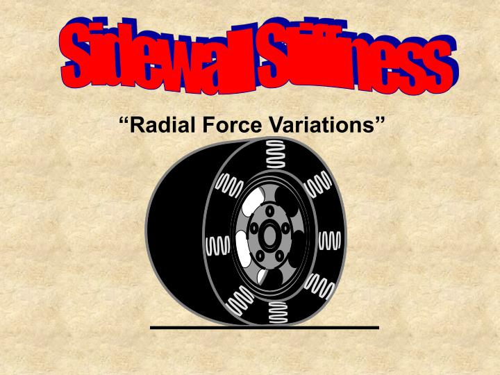 Sidewall Stiffness