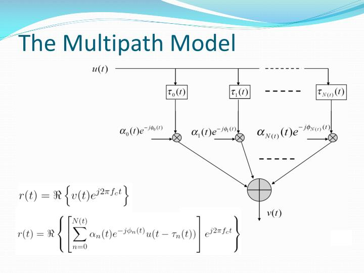 The Multipath Model