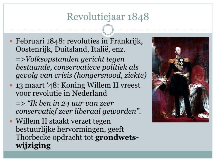 Revolutiejaar 1848