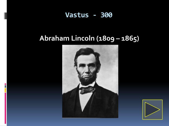 Vastus - 300