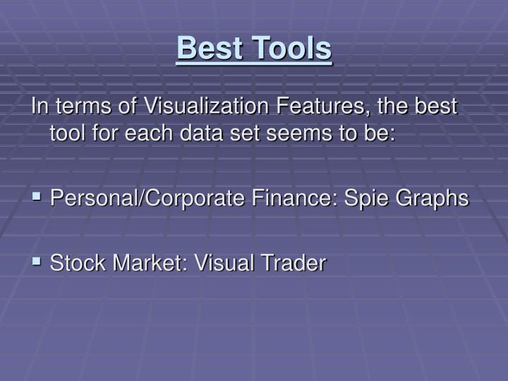 Best Tools
