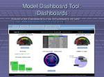 model dashboard tool idashboards