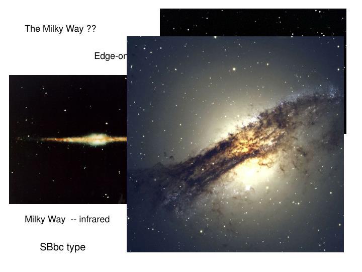 The Milky Way ??