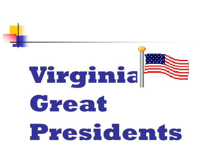 Virginia's