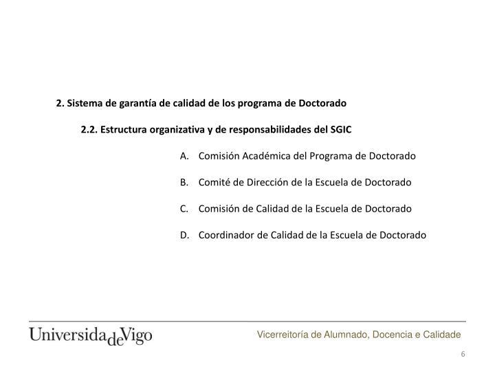 2. Sistema