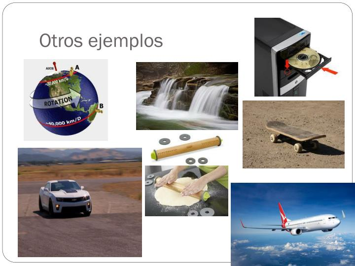 Otros ejemplos