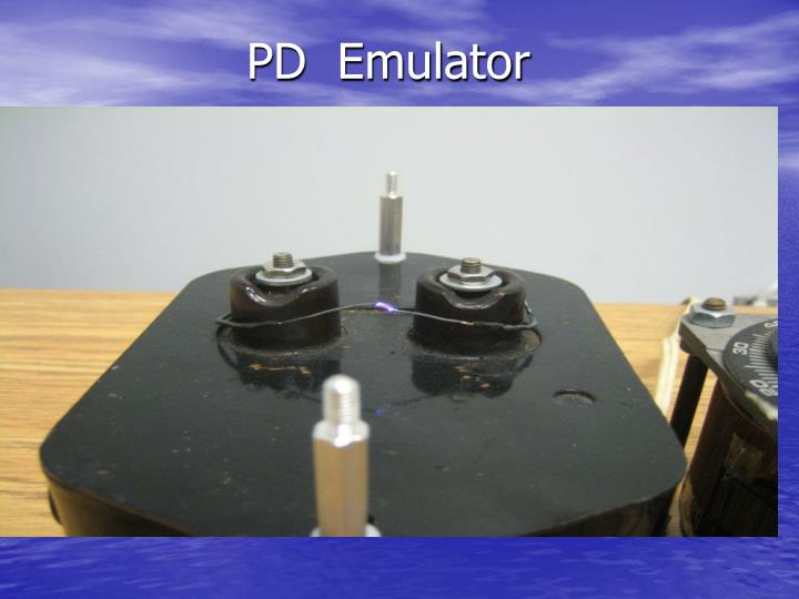 PD  Emulator