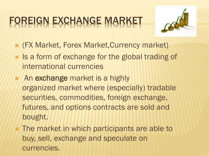 (FX Market,