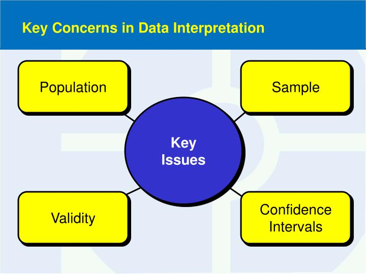 Key Concerns in Data Interpretation