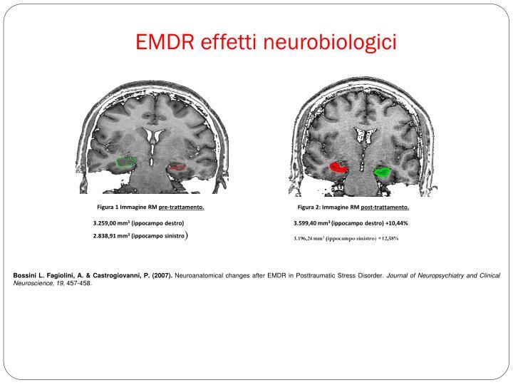 EMDR effetti neurobiologici