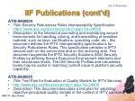 iif publications cont d10